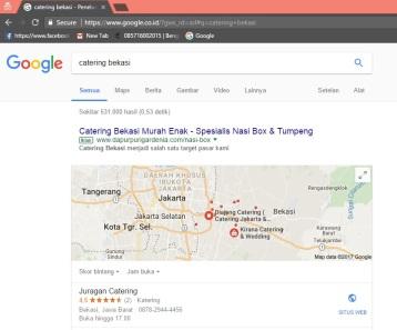 SEM Catering Bekasi