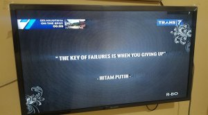 The Key Of Failures